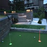 minature golf course